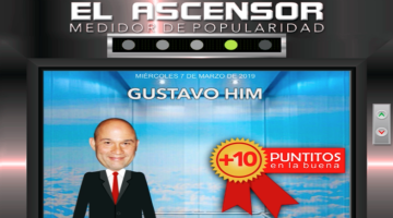 El Ascensor - 07-03-19