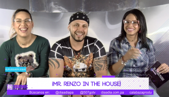 ¡Mr. Renzo in the house!