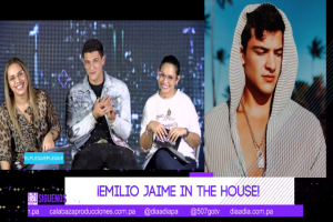 ¡Emilio Jaime in the house!