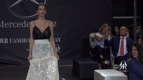 Final Fashion Runway - Jessica Barboza