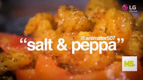 Salt and Peppa