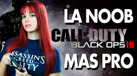 Windy Girk - La noob más Pro - Call of Duty, Black Ops III
