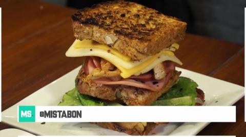 Macho Club Sandwich