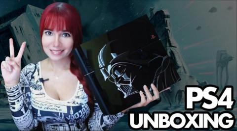 PS4 Unboxing con Windy Girk