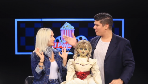 ¡Annabelle nos acompaña! Toy Story 4, Nailed It y más (Programa #153)