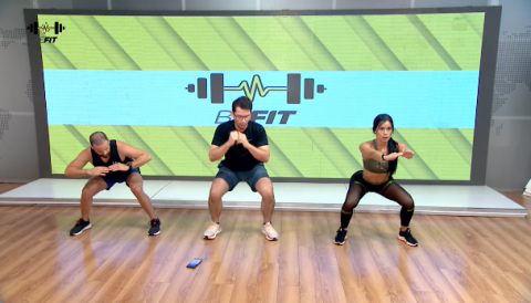 Be Fit 124